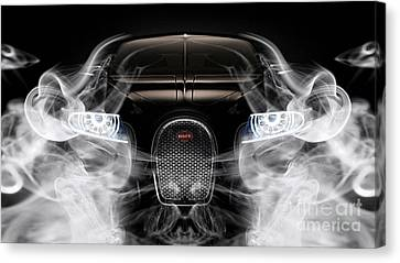 Bugatti Collection Canvas Print