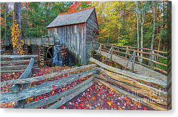 Cable Mill Canvas Print