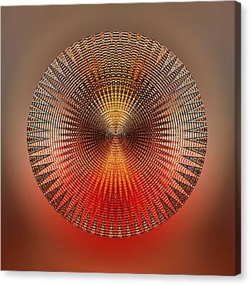 Cadence Canvas Print by Peter Lloyd