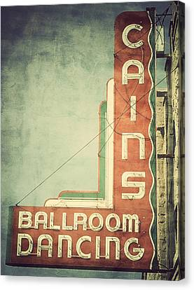 Cains Color Canvas Print by Amber Snead