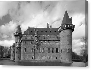 Castle De Haar - The Netherlands Canvas Print by Anton Eprev