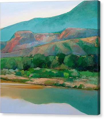Chama River Canvas Print