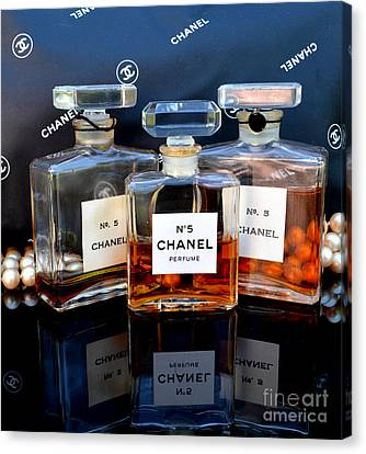 Chanel Classic Canvas Print by To-Tam Gerwe