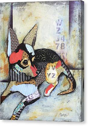 Chihuahua Canvas Print by Patricia Lintner