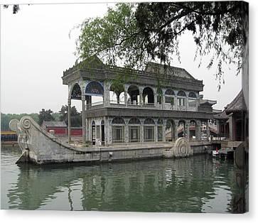 China Beiging Summer Palace Canvas Print