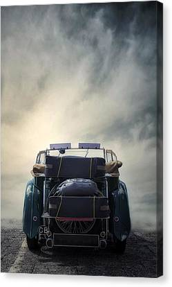 Classic Car Canvas Print by Joana Kruse
