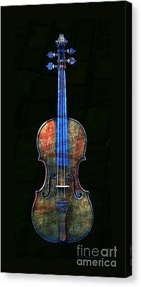 Colorful Overture Canvas Print by John Stephens