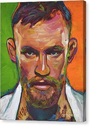 Conor Mcgregor Canvas Print