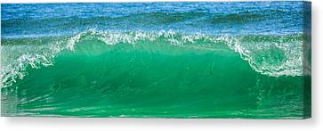 Cresting Wave Canvas Print