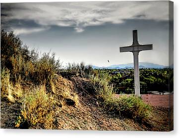 Cross Of The Martyrs Canvas Print