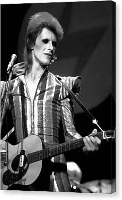David Bowie 1973 Canvas Print