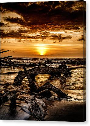 Dawn's First Light Canvas Print