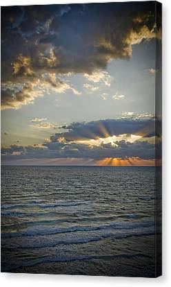 Daytona Sunrise Canvas Print