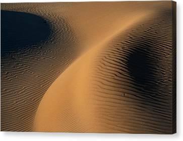 Death Valley Dunes 6304 Canvas Print