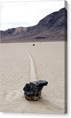 Death Valley Racetrack Canvas Print