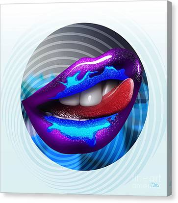 Canvas Print - Desire by Mo T