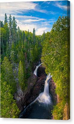 Devil's Kettle  Canvas Print