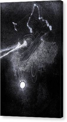 Digital Art C20t Canvas Print by Otri Park