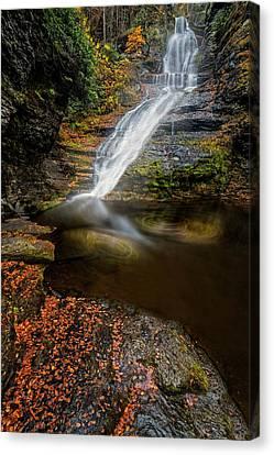 Dingmans Falls Canvas Print