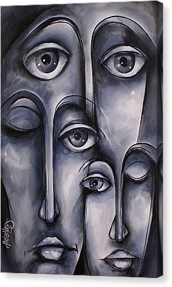 Dreamers Canvas Print by Michael Lang