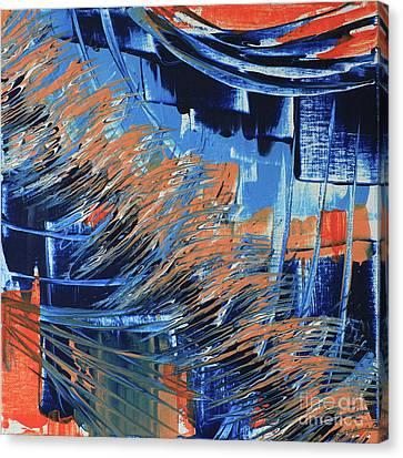 Dreaming Sunshine  Canvas Print