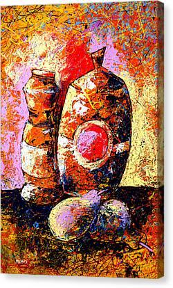 Dripx 78 Canvas Print