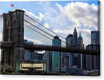 Canvas Print featuring the photograph Dumbo by Mitch Cat