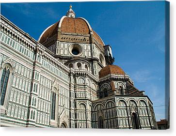 Duomo -  Florence Italy Canvas Print by Carl Jackson