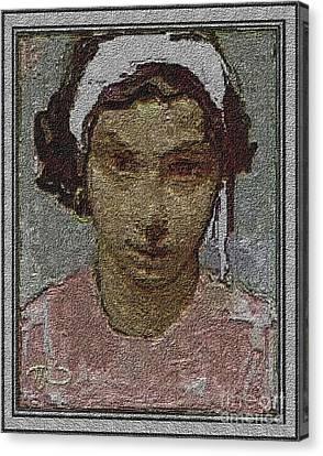 Gypsy Canvas Print - Dzhalma 2 by Pemaro