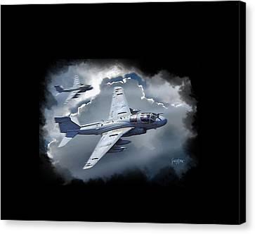 Ea-6b Prowler Canvas Print