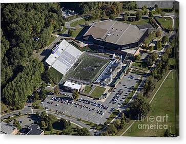 E.j. Whitmire Stadium And Ramsey Center At Wcu Canvas Print
