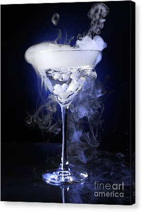 Copyspace Canvas Print - Exotic Drink by Oleksiy Maksymenko