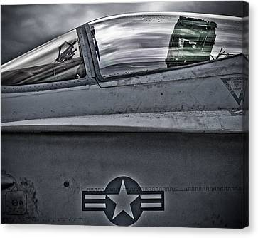 F-18 Super Hornet Canvas Print