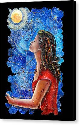 Farewell 2 Canvas Print by Art OLena