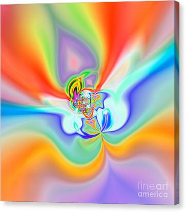 Flexibility 39c1 Canvas Print by Rolf Bertram