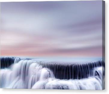 Flow Canvas Print by Jacky Gerritsen