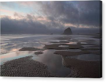 Forbidden Coast Canvas Print