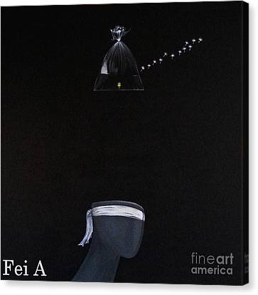 Freedom Canvas Print by Fei A