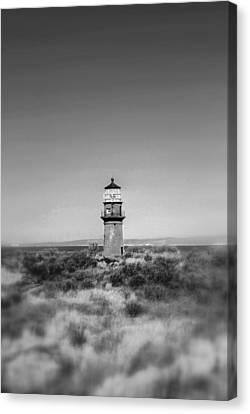 Gay Head Light Canvas Print by Greg DeBeck