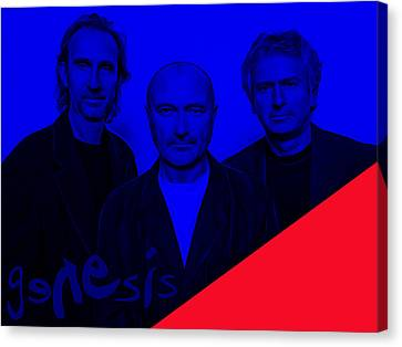 Genesis Collection Canvas Print