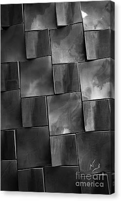 Geometrix Abstract Art Canvas Print