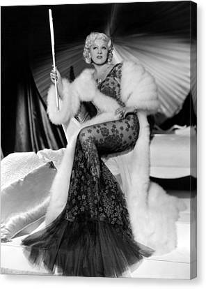 Go West, Young Man, Mae West, 1936 Canvas Print by Everett