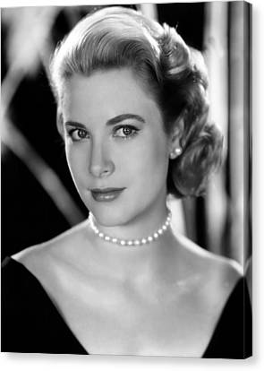 Grace Kelly, 1953 Canvas Print by Everett