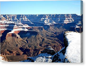 Grand Canyon Canvas Print by Jennilyn Benedicto