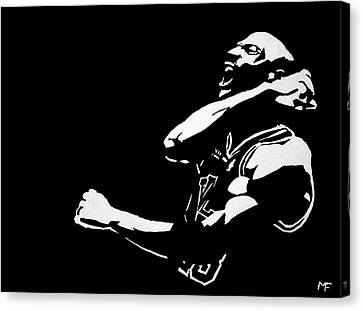 Greatness Canvas Print by Matthew Formeller