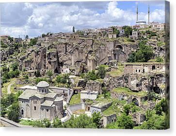 Antik Canvas Print - Guezelyurt - Turkey by Joana Kruse