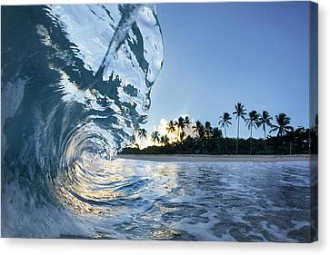 Hawaiian Crystal Canvas Print