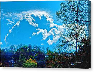 Heaven In Tennessee Canvas Print