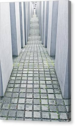 Holocaust Memorial Canvas Print