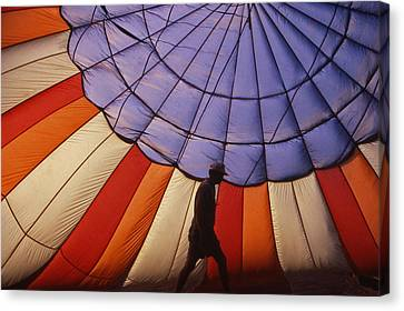 Hot Air Balloon - 11 Canvas Print